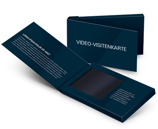 Video Visitenkarten